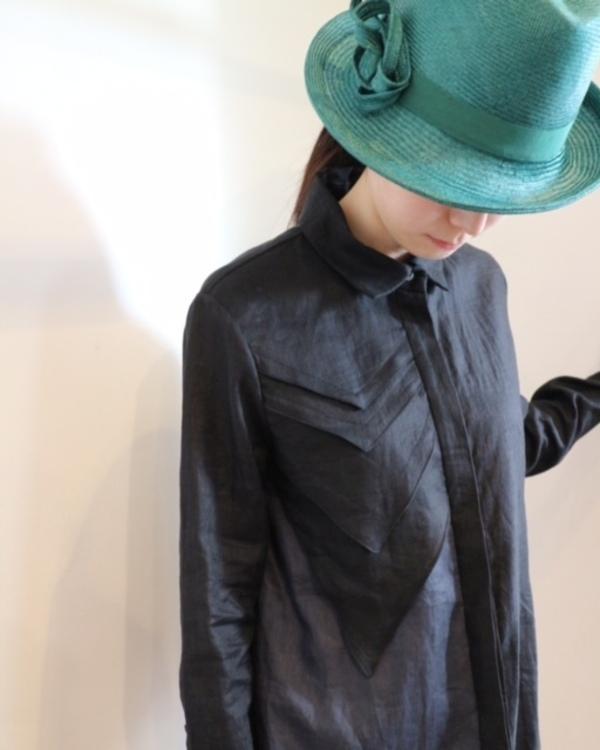 giftのシャツとマオ カワナベの帽子のサムネイル