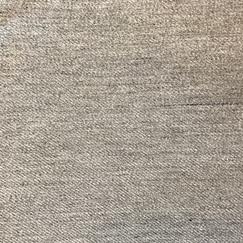 12オンスストレッチデニム薄いグレーの生地が入荷しました。